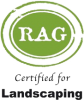 RAG certified for Landscaping